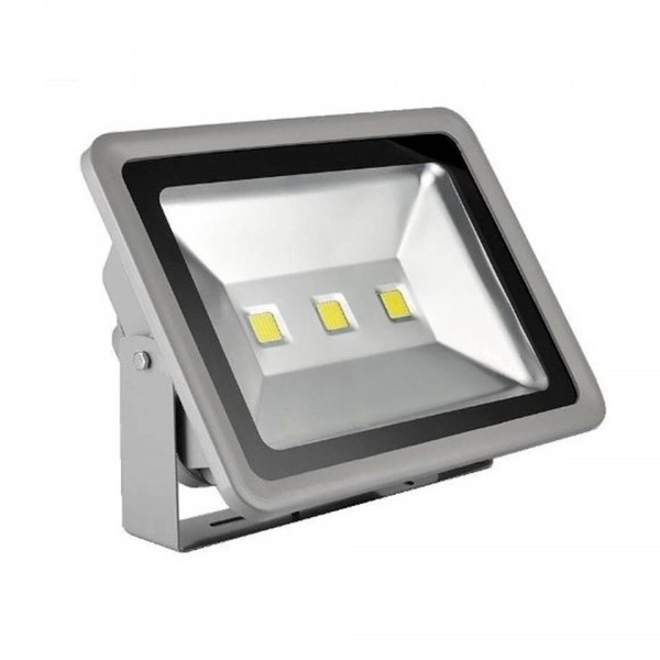 Foco exterior led 150w electroworld for Focos led exterior 150w